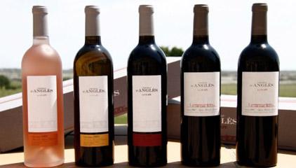 Vins du Languedoc à Thiers