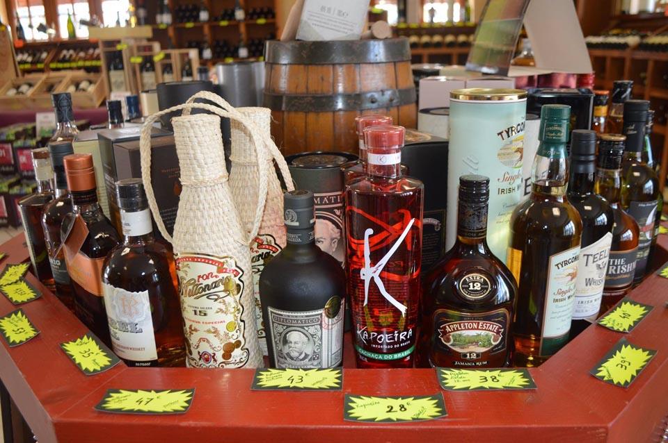vente alcool thiers